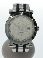 自動巻腕時計/アナログ/ラバー/BLK/BLK/Z1000.70.12A10A00A/セカスト