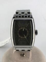 クォーツ腕時計/アナログ/SLV/SLV