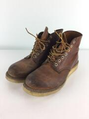 ブーツ/9111//25.5cm/CML/レザー/ハイカット