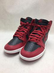 AIR JORDAN 1 HIGH 85/VARSITY RED/US10/BQ4422-600/バーシティレッド