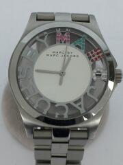 クォーツ腕時計/MBM3262/アナログ/ステンレス/SLV/SLV/コマ付