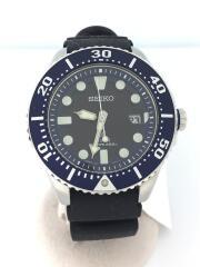 プロスペック/ダイバーズ/ソーラー腕時計/V157-0BT0/アナログ/ラバー/BLK/BLK