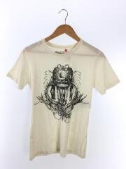 Tシャツ/XS/コットン/IVO/11AW