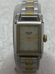 クォーツ腕時計/アナログ/SLV