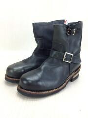 ドレスシューズ/ブーツ/26.5cm/BLK/モンク