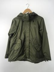 Mountain Finch Parka/20SS/マウンテンパーカー/M/ナイロン/カーキ/NPW12035