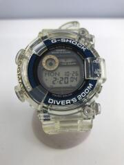 ソーラー腕時計/G-SHOCK/デジタル/クリア/GF-8251K-7JR
