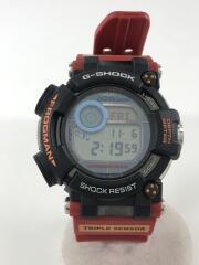 ソーラー腕時計/G-SHOCK/ジーショック/デジタル/レッド/南極調査ROV記念モデル