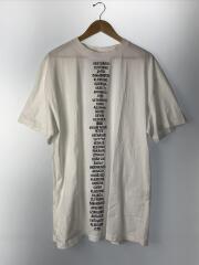 Tシャツ/M/コットン/ホワイト/無地/USS197067
