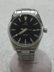 クォーツ腕時計/アナログ/25175000/シルバー/シーマスター