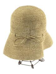 ストローハット/麦わら帽子/内側状態考慮