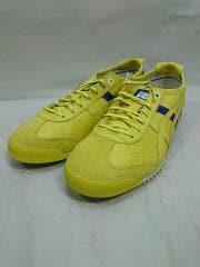 ローカットスニーカー/24cm/イエロー/黄色/STREETIGHTERF/コラボ/1183A547