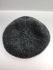 ベレー帽/--/ウール/NVY/KN-162906/モード/デザイナーズ/セカンドストリート