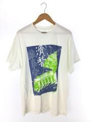 Tシャツ/XL/コットン/20ss 滑稽議事堂 TEE/半袖カットソー/