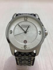 クォーツ腕時計/アナログ/キャンバス/0291.1/セカンドストリート