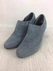 ブーティ/23cm/EEE/3E/幅広/スウェード/靴/シューズ/ブーツ/ヒール