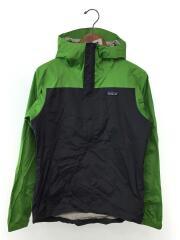 ナイロンジャケット/XS/ナイロン/グリーン/緑/トレントシェルプルオーバー/83930FA12