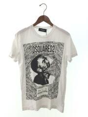 Tシャツ/M/コットン/ホワイト/GD0481/19SS/CREWNECK T-SHIRT/セカンドストリート