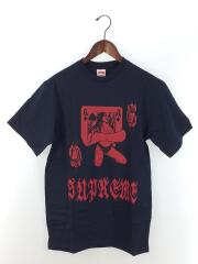 Tシャツ/S/コットン/NVY/無地/19AW/Queen Tee/プリント/ストリート/セカンドストリート