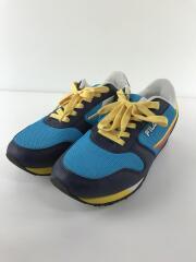 ローカットスニーカー/28cm/ブルー/FC5219-063