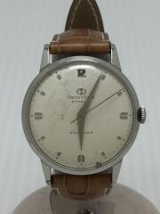 DYNAMIC/NIVAFIEX/U14011/手巻腕時計/アナログ