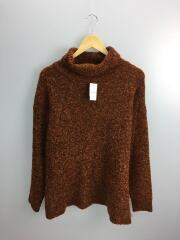 USEDセーター(厚手)/XL/アクリル/ORN