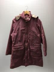 70s/マウンテンパーカー/L/ポリエステル/PNK/ピンク