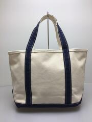 BOAT AND TOTE/112636/USA製/トートバッグ/キャンバス/クリーム