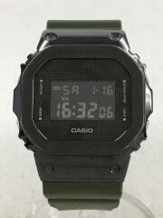 カシオ/クォーツ腕時計・G-SHOCK/デジタル/ラバー/BLK/KHK