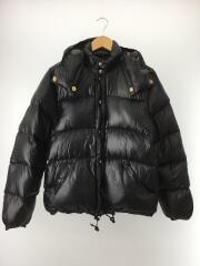 Vanilla Gorilla/ダウンジャケット/S/ナイロン/BLK