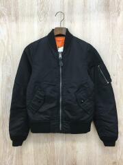 ブルゾン/S/ナイロン/BLK/TA7010-201/MA-1/JAPAN SPEC