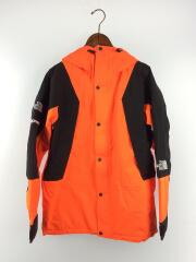 16AW/Mountain Light Jacket/マウンテンパーカ/S/オレンジ/NP51601I/ジャケット//  ×Supreme マウンテンライトジャケット
