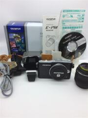 デジタル一眼カメラ OLYMPUS PEN mini E-PM1 レンズキット [ブラック]