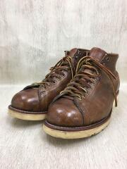 モンキーブーツ/ブーツ/US10.5/BRW/レザー/1901M35