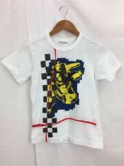 COMME des GARCONSTシャツ/S/コットン/WHT