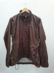 アルパインウィンドジャケット/ナイロンジャケット/M/ナイロン/ブラウン/アウトドア/83855