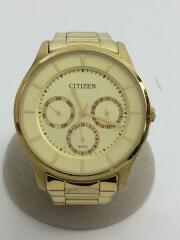 シチズン腕時計/AG8352-59P/511300281/アナログ/ステンレス/GLD/GLD