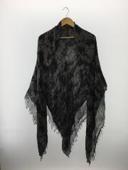 スカーフ/--/BLK/カモフラ/ Faliero Sarti/ブラックカモ