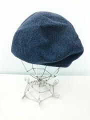 terai/ベレー帽/FREE/レーヨン/NVY