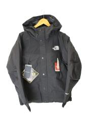 ダウンジャケット/L/ND91930/MOUNTAIN DOWN JACKET/BLACK