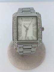 クォーツ腕時計/アナログ/ステンレス/SLV/SLV/MK-3289