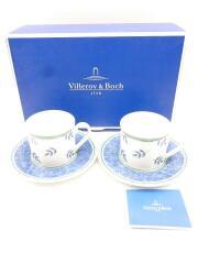 Villeroy & Boch/カップ&ソーサー/2点セット/ヴィレロイアンドボッホ