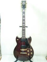 SG-1500 エレキギター/SGタイプ/茶系/HH