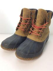 ブーツ/26cm/BLK/PVC/ソレル/スノーブーツ/シャイアンレース/NM1704-225/メンズ/中古
