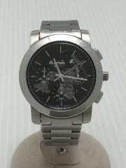 クォーツ腕時計/アナログ/V654-0AF0/キズあり/本体のみ