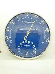 TAIHEI/壁掛け温湿度計/BLU