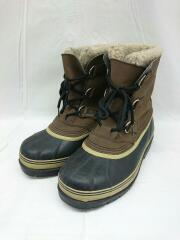 ブーツ/M/BRW/PVC