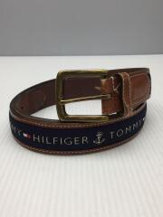 TOMMY HILFIGER/ベルト/--/NVY