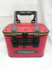 バッカン FIREBLOOD タックルコンテナ/RED