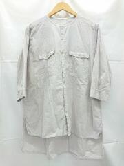 長袖シャツ/--/コットン